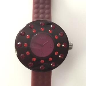 Orologio Donna con strass colorati