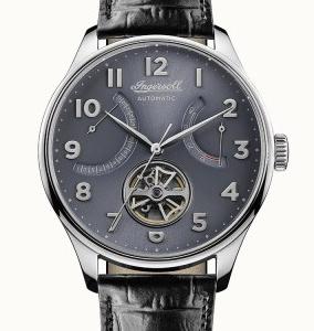 Orologio Ingersoll uomo meccanico, Collezione the Hawley, riserva di carica
